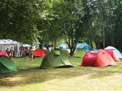 Mini-camp bivouac 2020 ALSH
